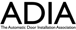 ADIA The Automatic Door Installation Association logo
