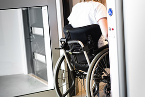 platform wheelchair lift